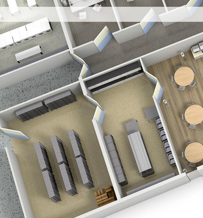 Кухни, влажные помещения